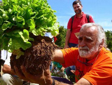 """Curso en Palas de Rei de Jairo Restrepo sobre """"El ABC de la agricultura orgánica"""""""