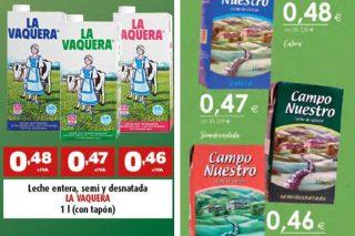 Unións le traslada a la Xunta ofertas de leche a bajo precio de 'Campo Nuestro'