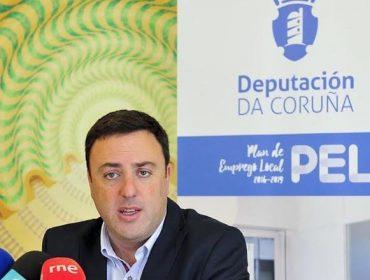 Axudas da Deputación da Coruña para investimentos e contratación