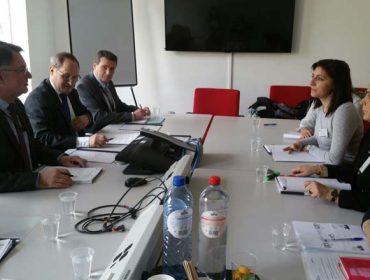Vázquez viaxa a Bruxelas para trasladar as súas ideas sobre a reforma da PAC