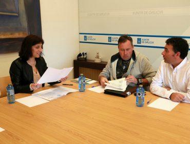 Produtores de aceite de oliva e Xunta sentan as bases para impulsar o sector