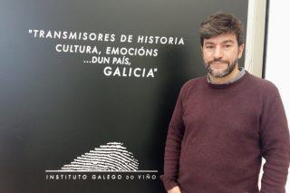 """""""Galicia é onde mellor se atopan viños únicos e diferenciados"""""""