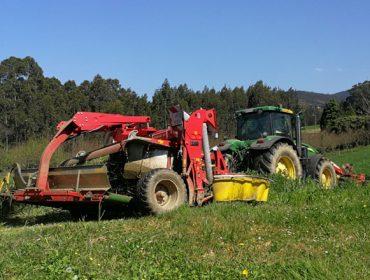 Listaxe das 36 cooperativas galegas que recibiron axudas para compra de maquinaria