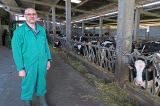 """""""Cuanto menos me enfado con las vacas más leche dan"""""""