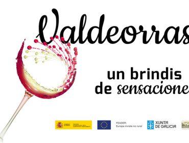 """""""Un brinde de sensacións"""", a nova imaxe da campaña dos Viños de Valdeorras"""