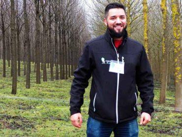 """""""Hai unha suma de vontades individuais que fixo do eucalipto a primeira especie en Portugal"""""""