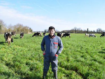 """""""O sistema Voisin permite dispor de pasto de gran calidade sen anovar as pradeiras"""""""