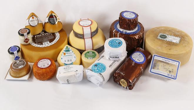 Queixerías Prestes saca ao mercado o seu primeiro queixo con leite de cabra galega