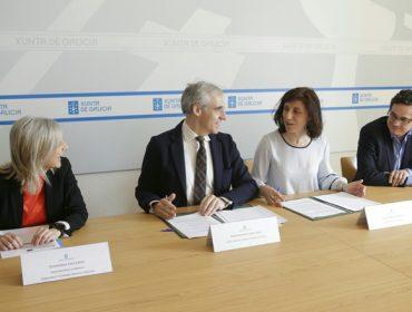 As consellerías de Medio Rural e de Economía colaboran para mellorar a oferta formativa agroforestal