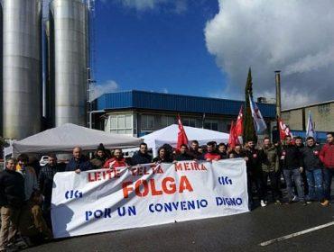 A cooperativa andaluza Covap merca a planta de Leche Celta en Meira