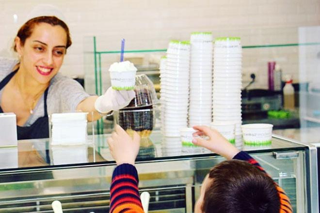 'La Central Heladera', xeados artesáns 100% galegos