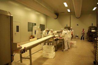 Megaro Foods reabre a sala de despece de Castro de Rei con vacún maior e ovino