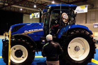 Tractor T7.225 AC, premio Tractor de España 2018.