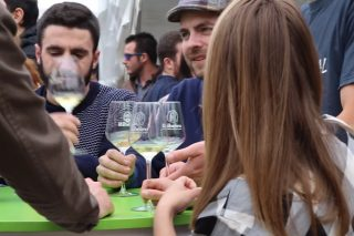 Vino, gastronomía y música completan la oferta  de la 55ª Feira do Viño do Ribeiro