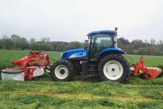 O Ministerio incrementará as axudas para compra de maquinaria agrícola