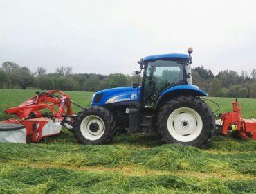 Xa se poden solicitar as axudas para comprar en común maquinaria agrícola