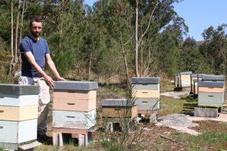"""""""Hay mucho futuro para la gente joven en el rural y en la apicultura"""""""