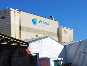 La fábrica de De Heus Nutrición Animal en Benavente cumple 50 años