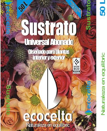 Substrato universal Ecocelta: O punto de partida para lograr un bo cultivo