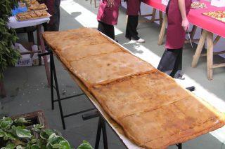 As Nogais rende tributo o 26 e 27 de maio a un dos produtos galegos por excelencia na Feira da Empanada