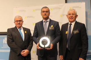 A galega CLUN recibe o premio á mellor cooperativa agroalimentaria de España