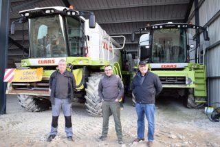 La Croisière: Un exemplo do bo funcionamento das CUMA´s en Francia