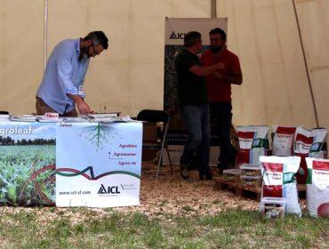 ICL presenta en Galiforest os seus fertilizantes de liberación controlada