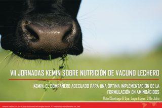 Kemin organiza en Lugo una jornada sobre Nutrición de Vacuno de Leche