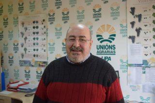 """""""Na crise do leite apareceron salvadores que só querían cargarse a representación sindical"""""""