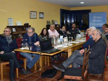 Curso sobre viños xenerosos na DO Monterrei