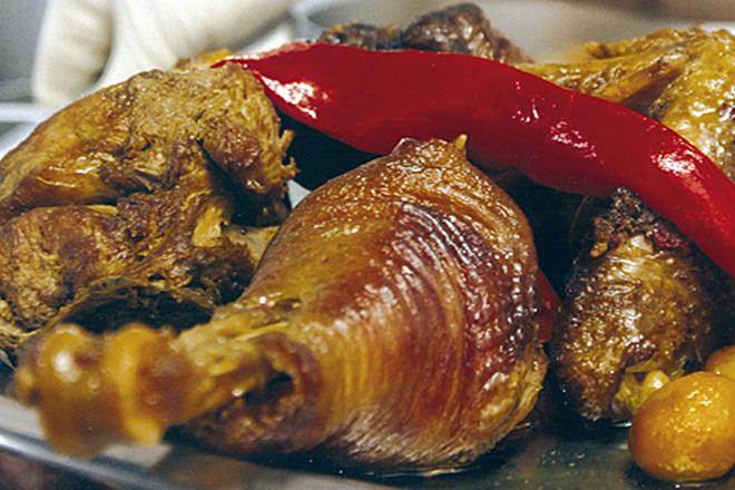 Festa Gastronómica do Galo de Curral de Vila de Cruces