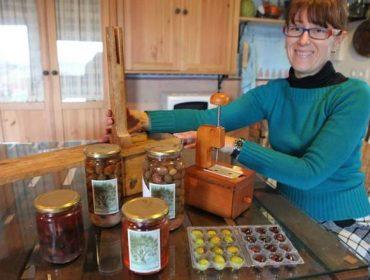 'María Tola', un proxecto de conservas silvícolas e de horta no Xurés