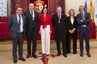 Ucoga recoge el premio 'Galicia Segura' por su labor en la mediación de seguros