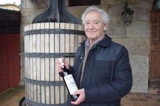 """""""El futuro del Ribeiro está en los vinos tintos"""""""
