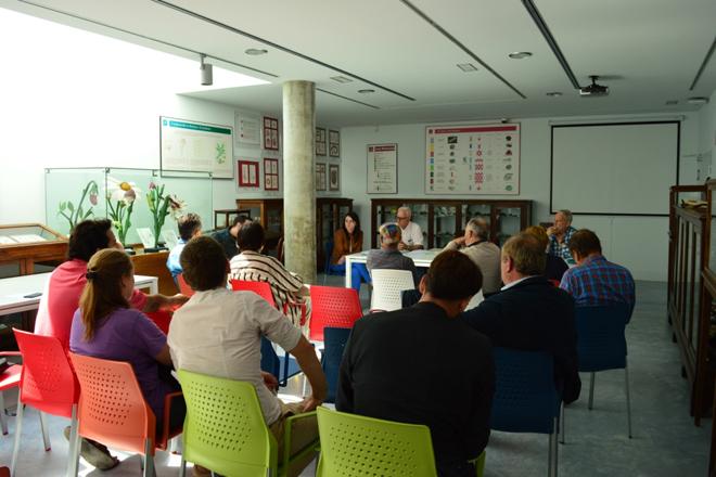 As universidades galegas e o sector apícola únense para combater a Vespa Velutina