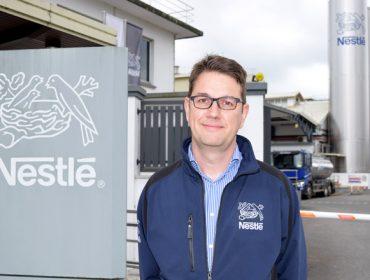 """""""En Nestlé xa pagamos o leite por quilos de sólidos, non por litros, e esa é a tendencia"""""""