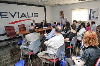 Evialis Galicia prevé triplicar la comercialización de piensos en el sector avícola