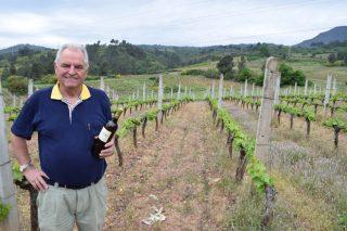 """""""O máis importante nun viño é vendimar a uva no momento óptimo"""""""