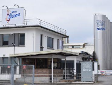 La fábrica de Nestlé en Galicia prevé batir este año un récord de producción en leche condensada