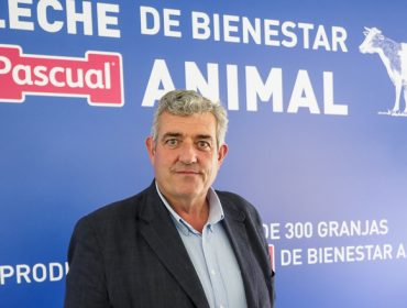 """""""En Calidad Pascual queremos un leite de vacas felices, garantido 100% Benestar Animal"""""""