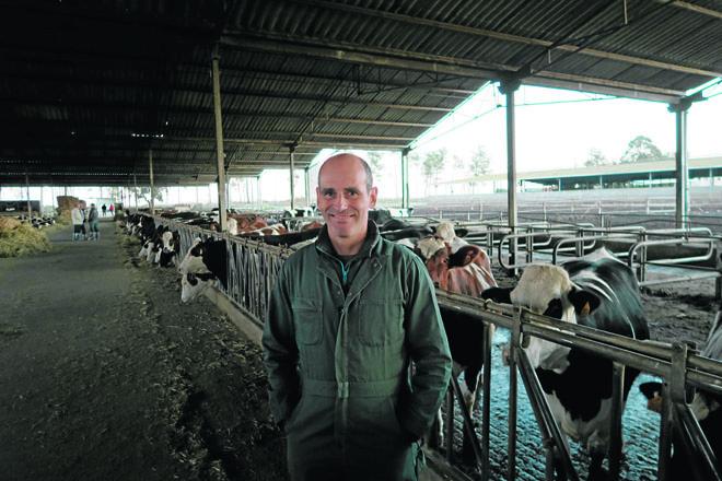 Agro-Pecuária Afonso Paisana, unha gandería de referencia en Portugal que cambiou de raza para ser rendible