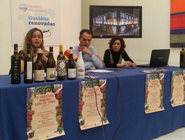 Maridaje perfecto de música y vino en el Festival Ribeiro Son de Viño