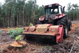 Seppi presentará en Galiforest dos potentes trituradores de piedras y forestal