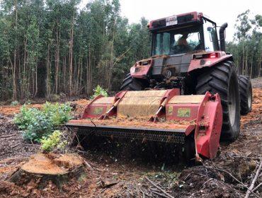Seppi presentará en Galiforest dúas potentes trituradores de pedras e forestal