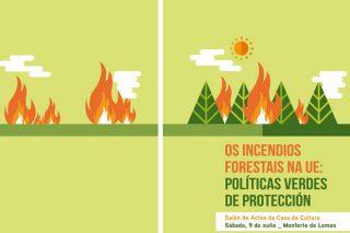Xornada sobre políticas verdes de protección contra os incendios forestais na UE