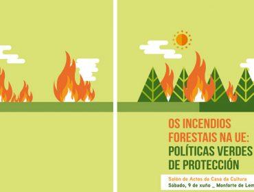 Jornada sobre políticas verdes de protección contra los incendios forestales en la UE