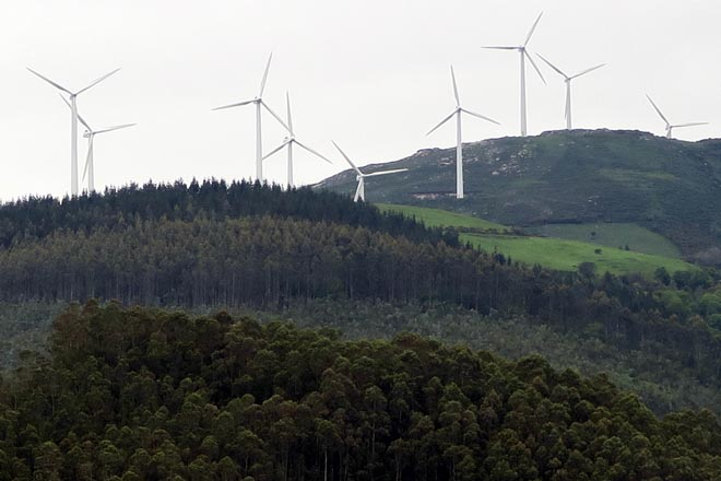 Creado o Observatorio Eólico de Galicia