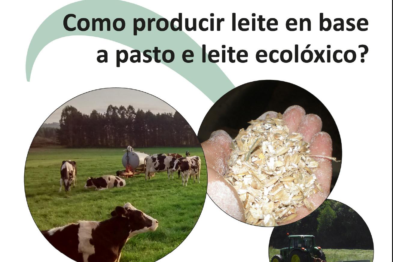 Curso para aprender a producir leite en ecolóxico e en pastoreo