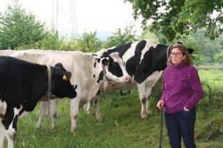 """Casa Paulos: """"Estábamos produciendo leche en ecológico pero sin cobrar por ello"""""""