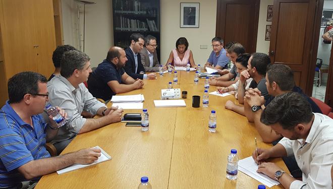 Prevese que este ano se constrúan 20 pozos para ampliar o regadío na Limia